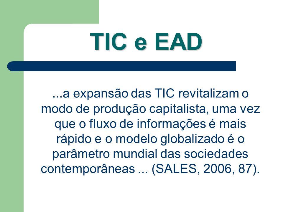 TIC e EAD