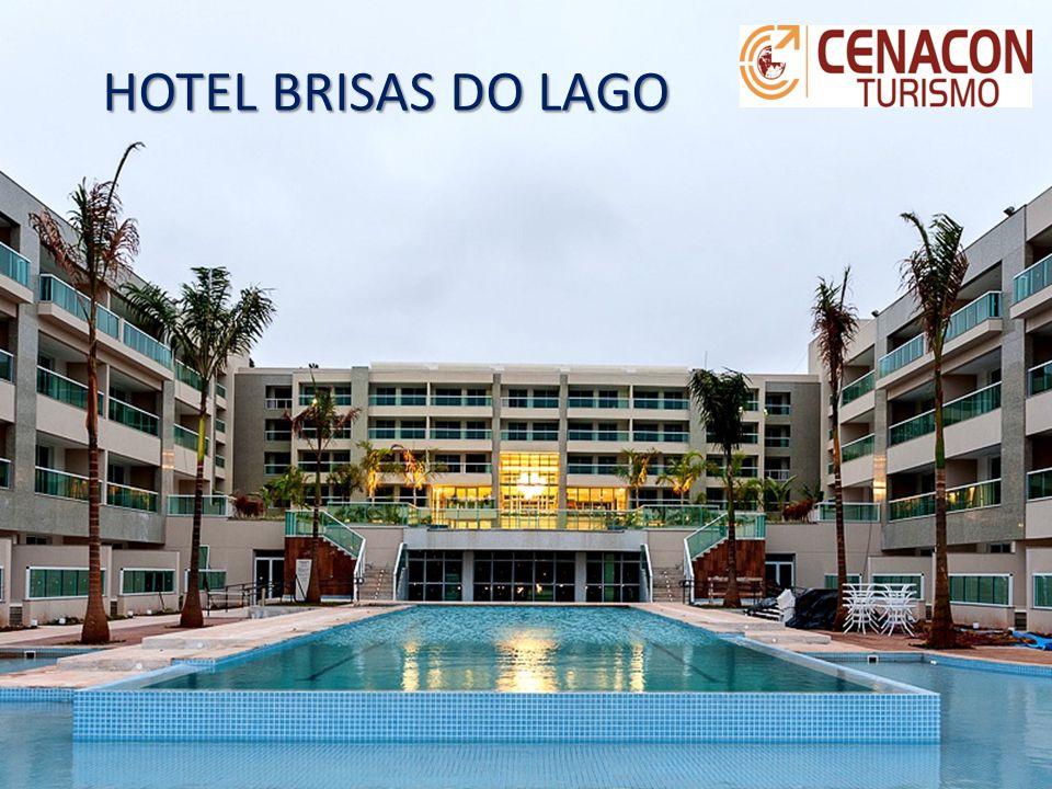 HOTEL BRISAS DO LAGO