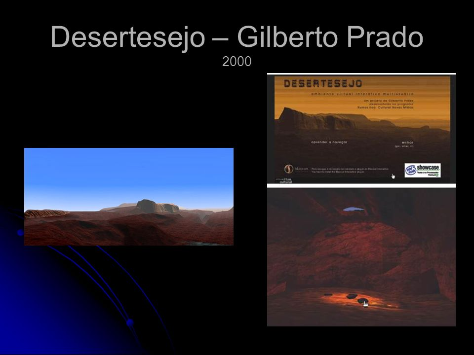 Desertesejo – Gilberto Prado 2000