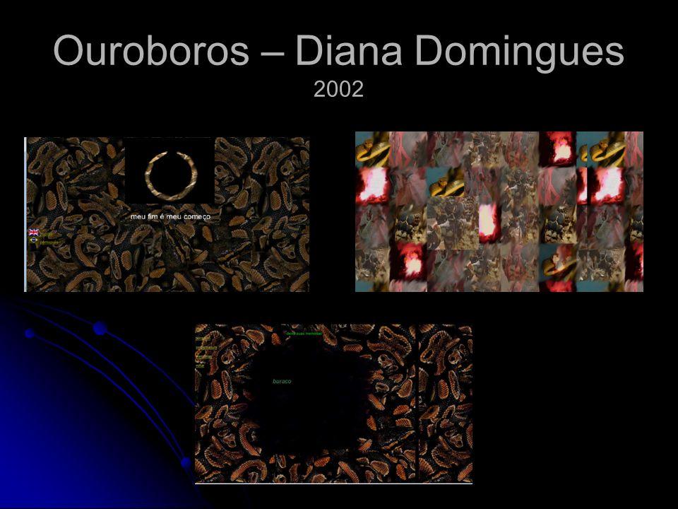 Ouroboros – Diana Domingues 2002