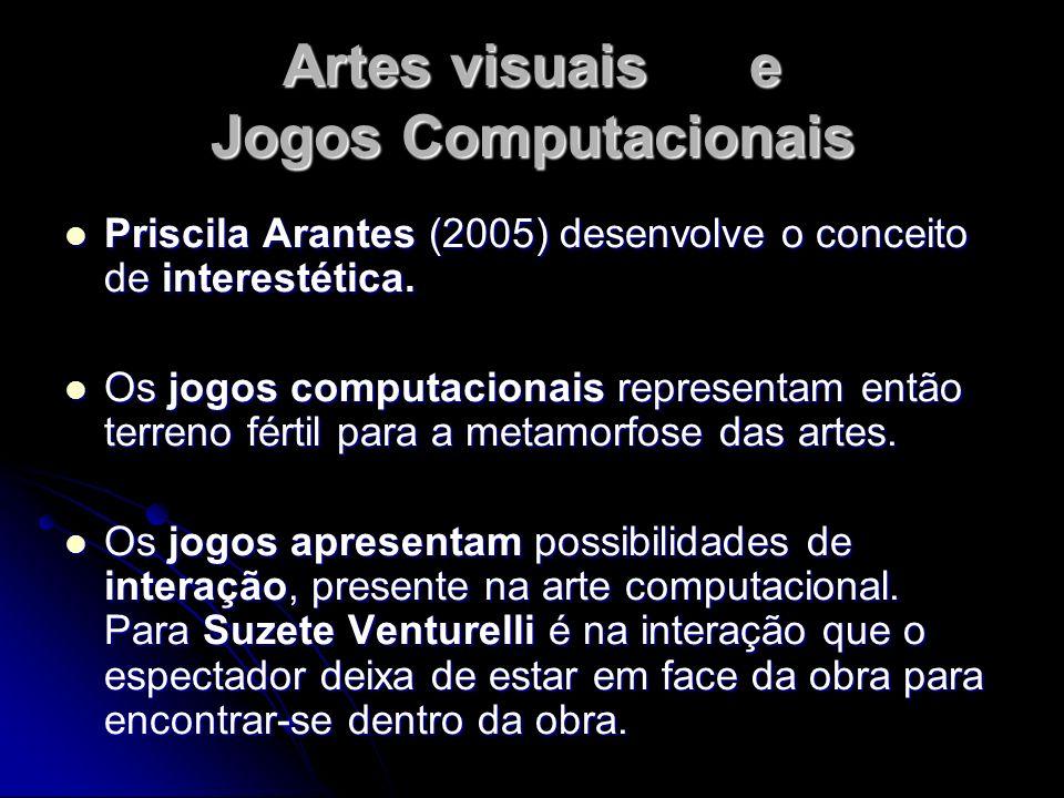 Artes visuais e Jogos Computacionais