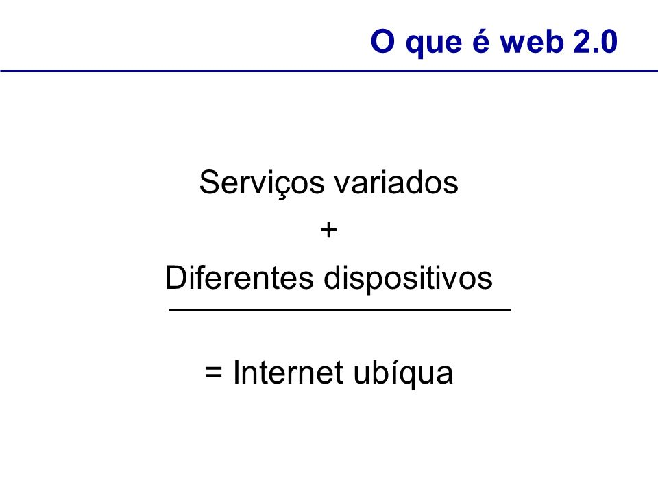 Diferentes dispositivos