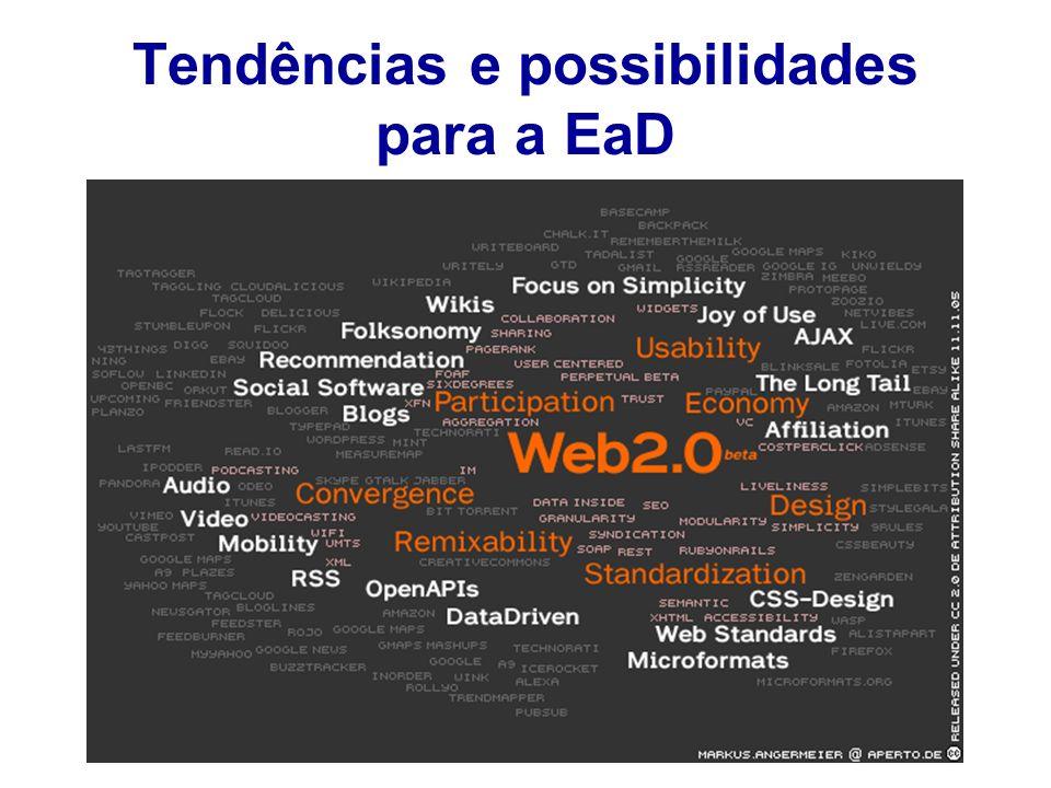 Tendências e possibilidades para a EaD