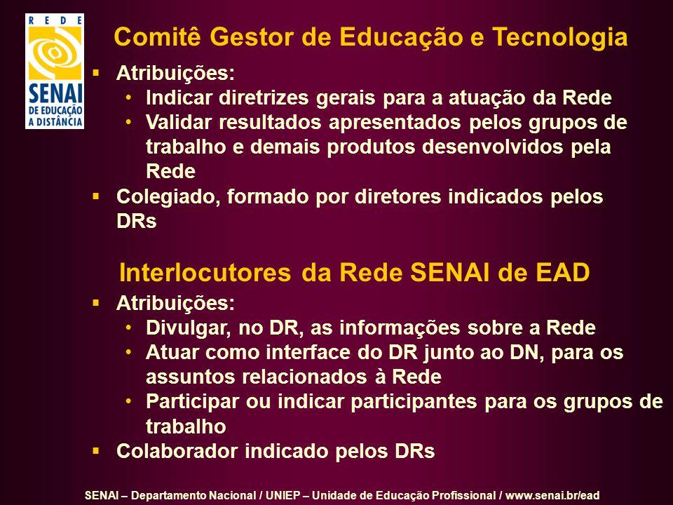 Comitê Gestor de Educação e Tecnologia