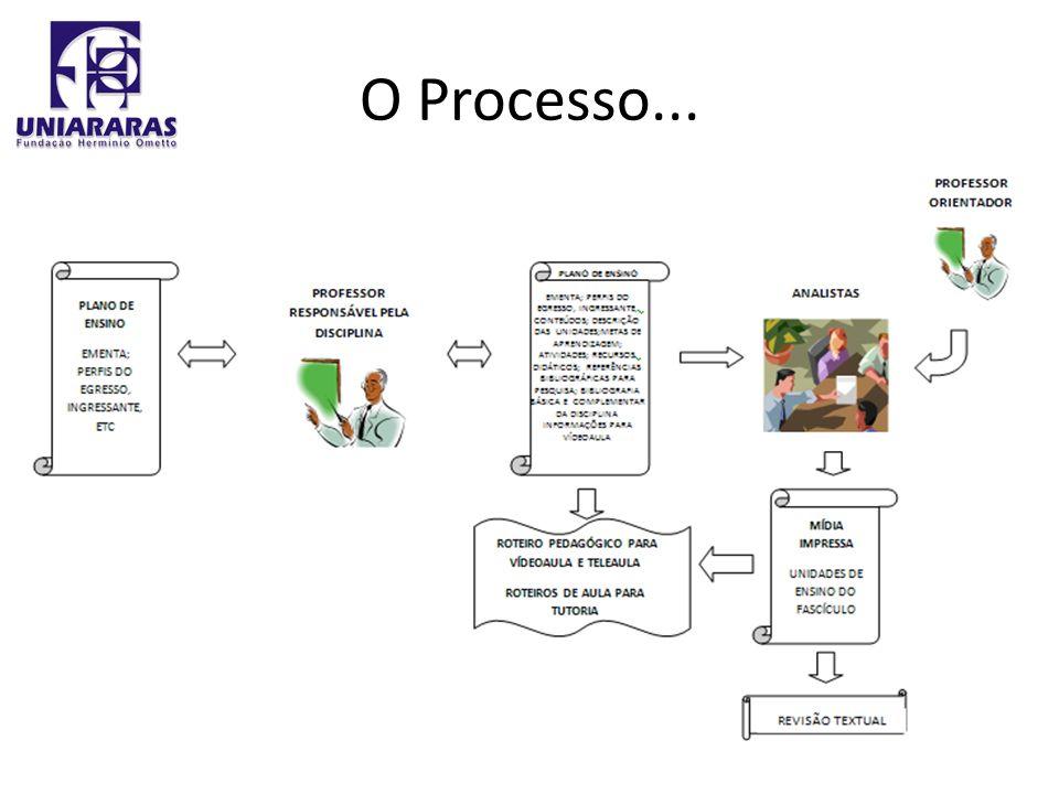 O Processo...