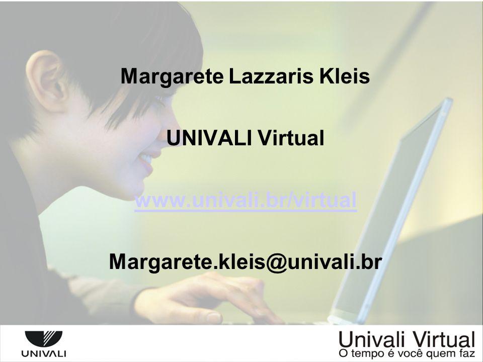 Margarete Lazzaris Kleis