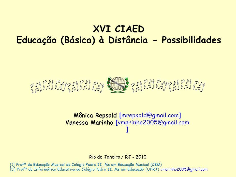 Educação (Básica) à Distância - Possibilidades