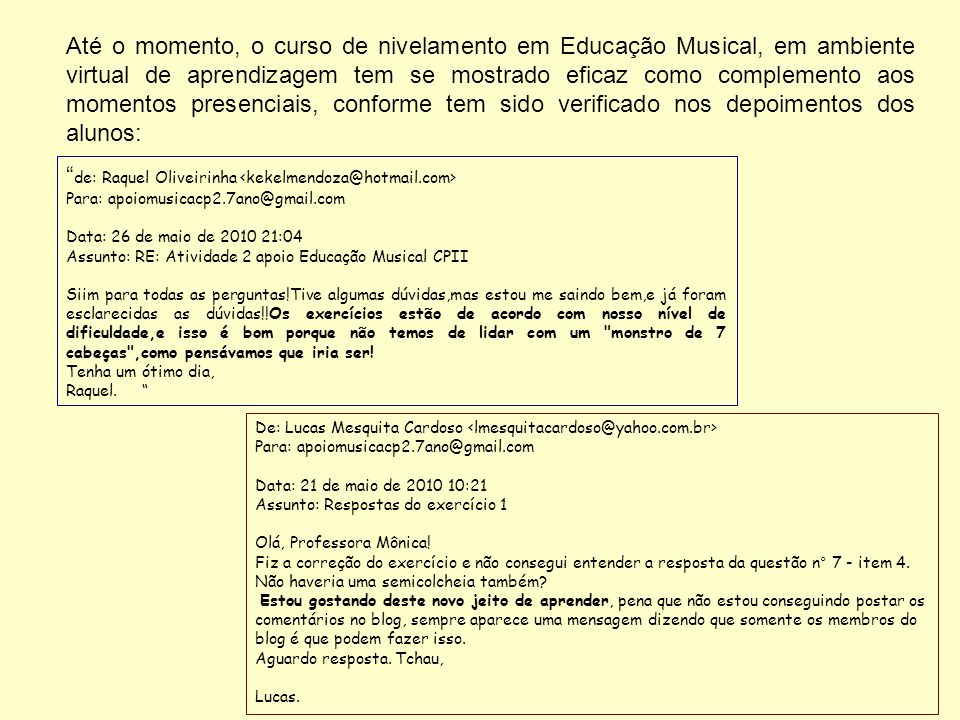 de: Raquel Oliveirinha <kekelmendoza@hotmail.com>