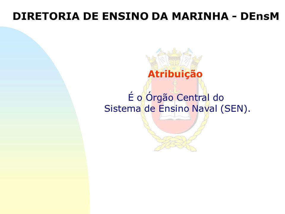 DIRETORIA DE ENSINO DA MARINHA - DEnsM