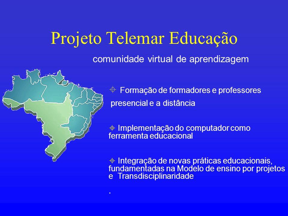 Projeto Telemar Educação