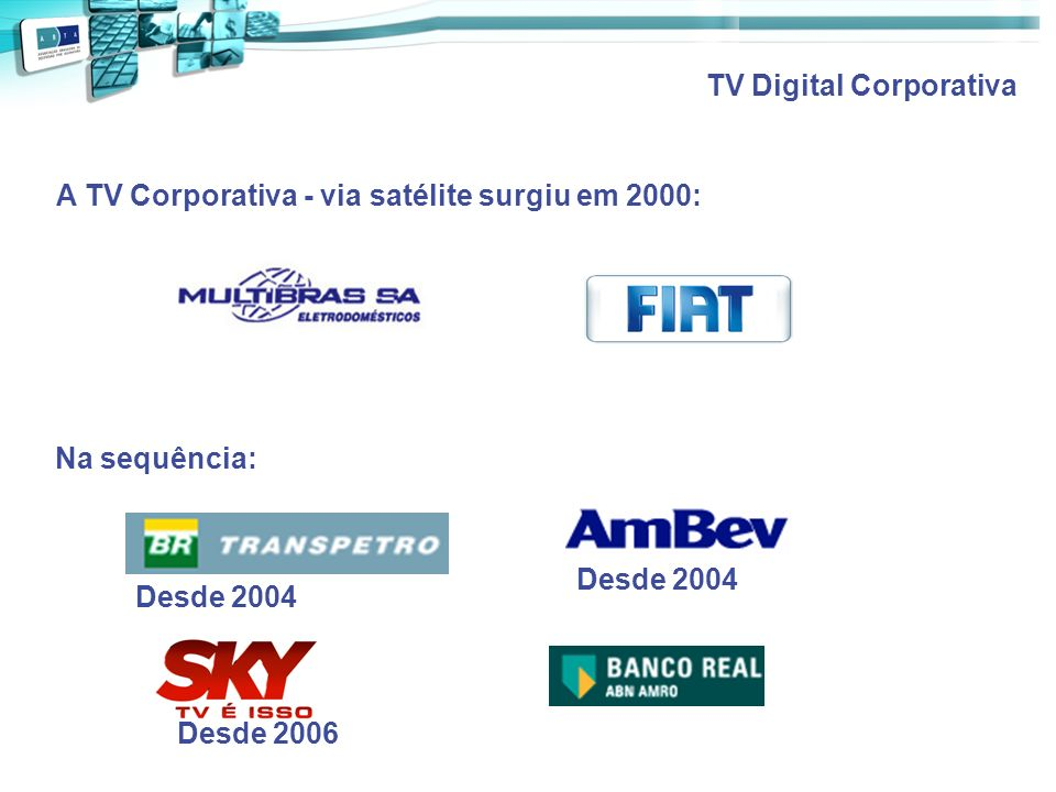 TV Digital Corporativa