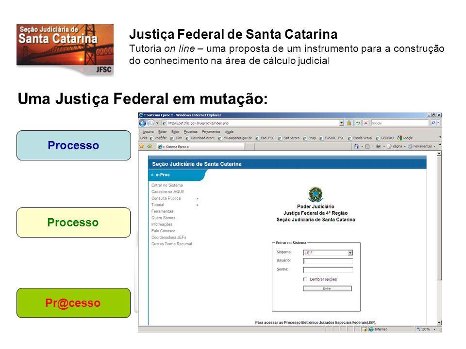 Uma Justiça Federal em mutação:
