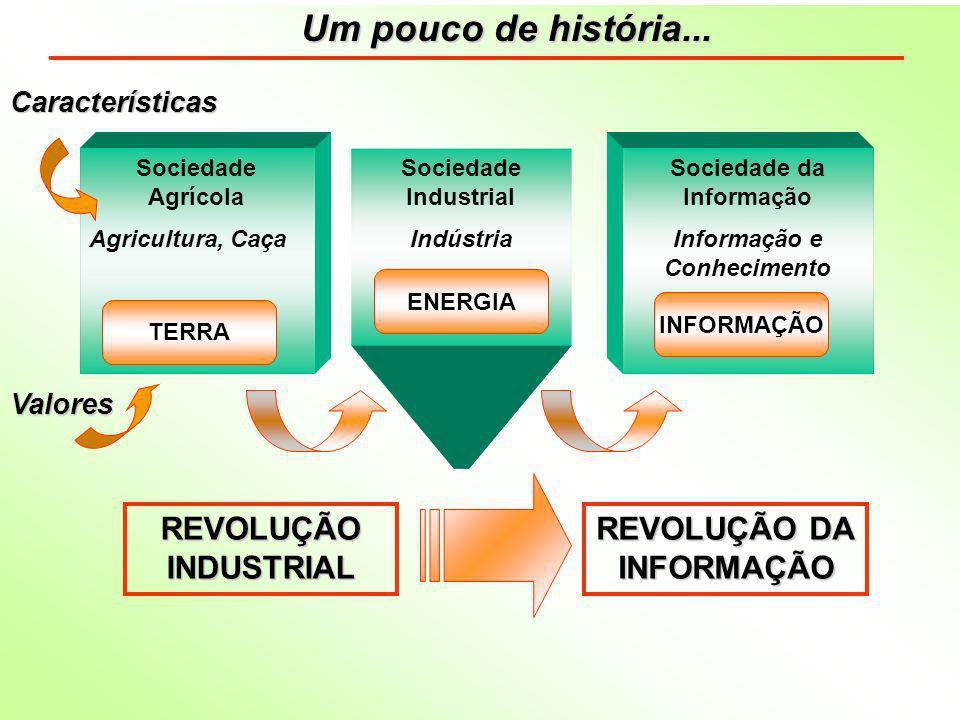 Sociedade da Informação Informação e Conhecimento