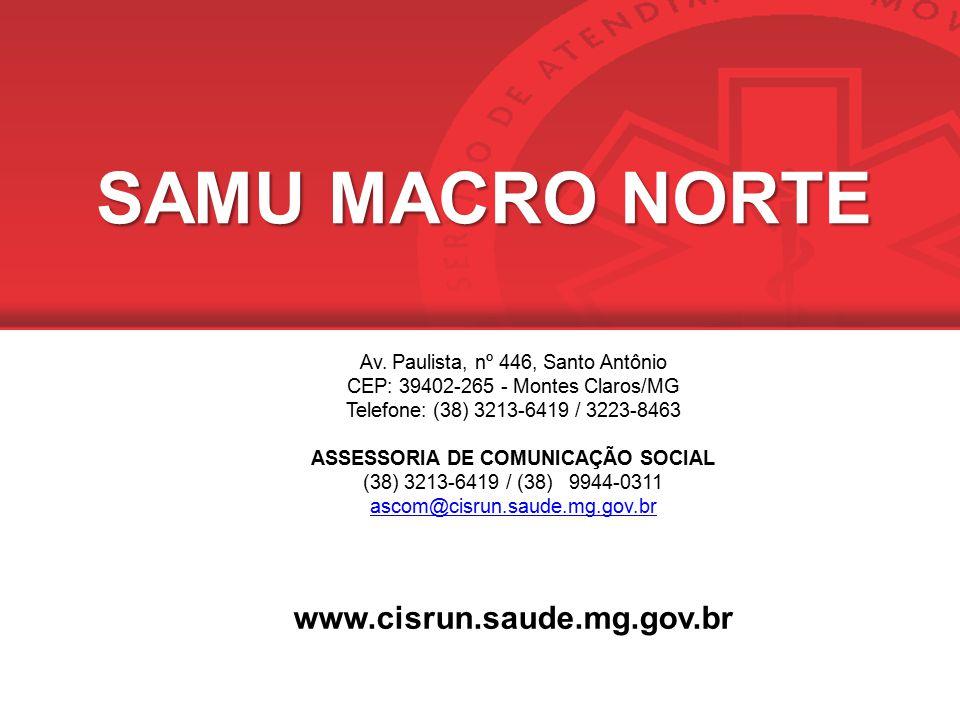 ASSESSORIA DE COMUNICAÇÃO SOCIAL