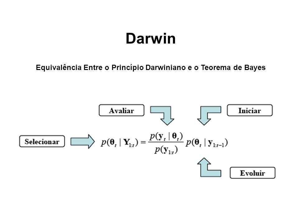 Equivalência Entre o Princípio Darwiniano e o Teorema de Bayes