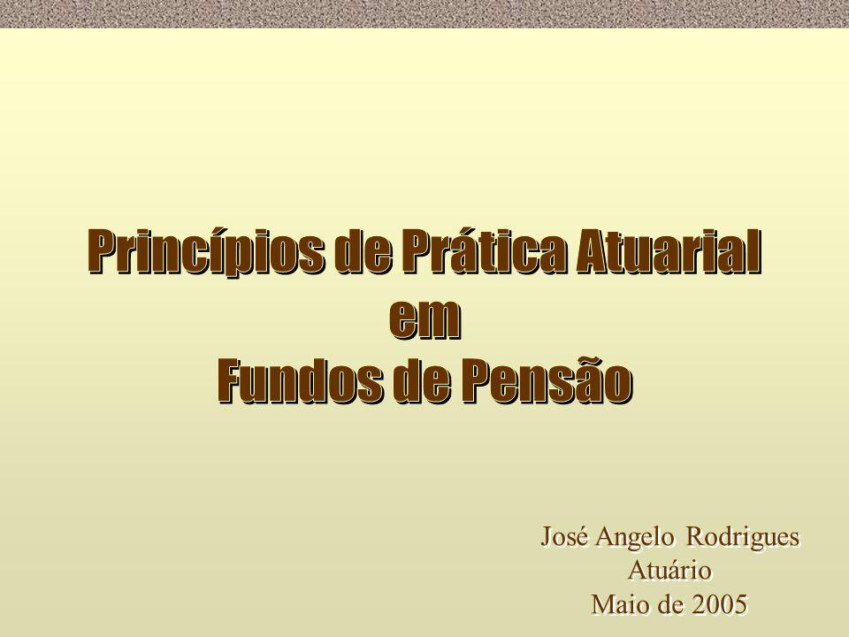 Princípios de Prática Atuarial