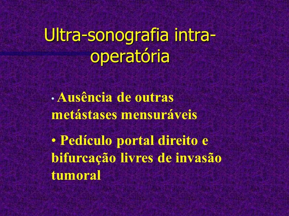 Ultra-sonografia intra-operatória