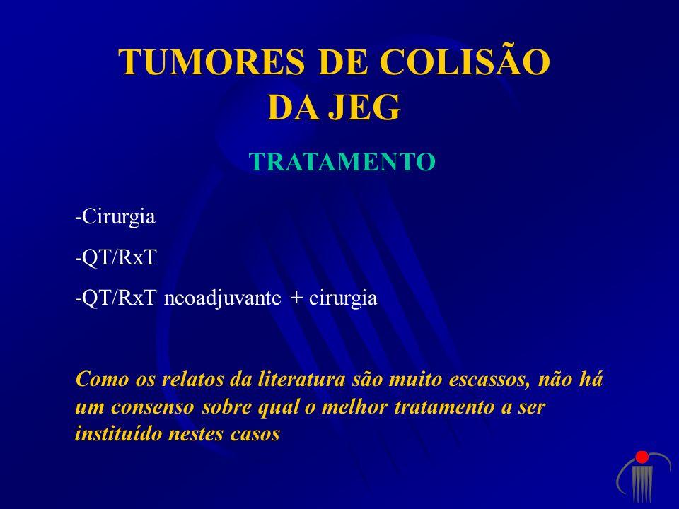 TUMORES DE COLISÃO DA JEG