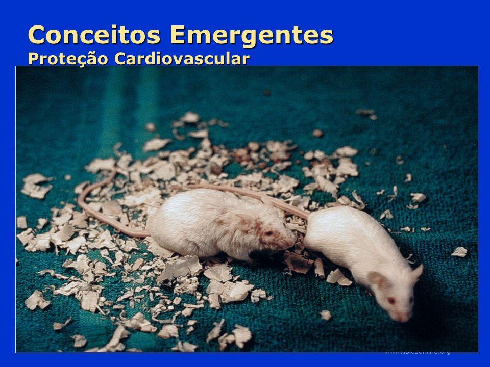 Conceitos Emergentes Proteção Cardiovascular