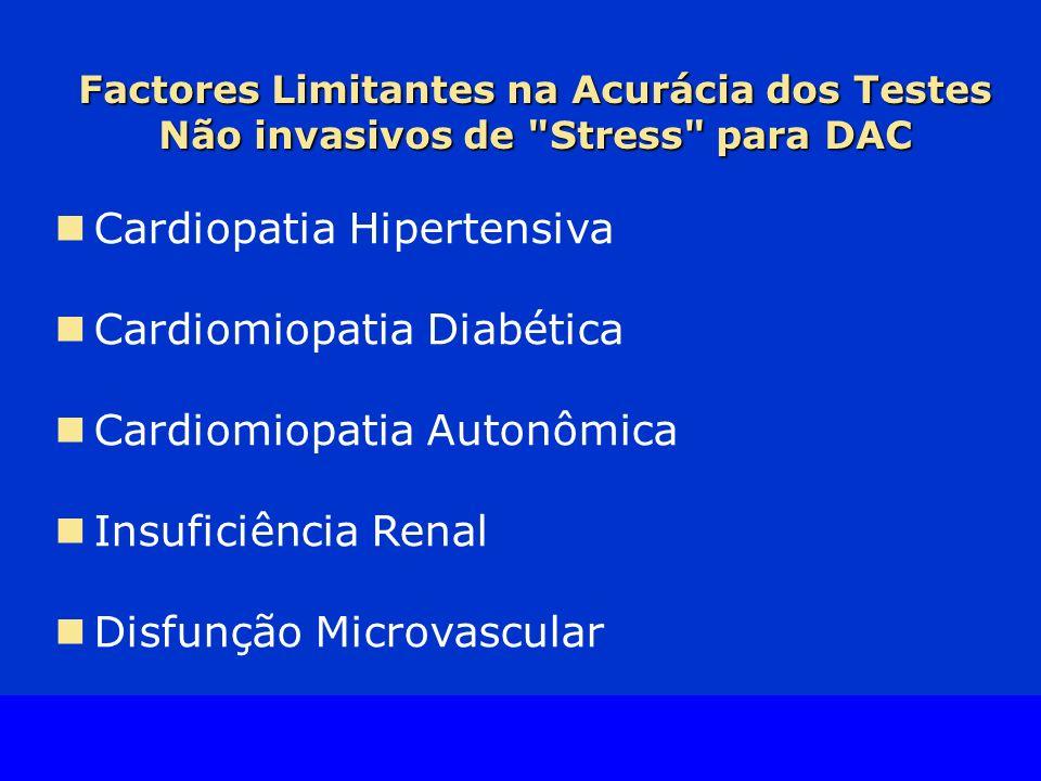 Cardiopatia Hipertensiva Cardiomiopatia Diabética