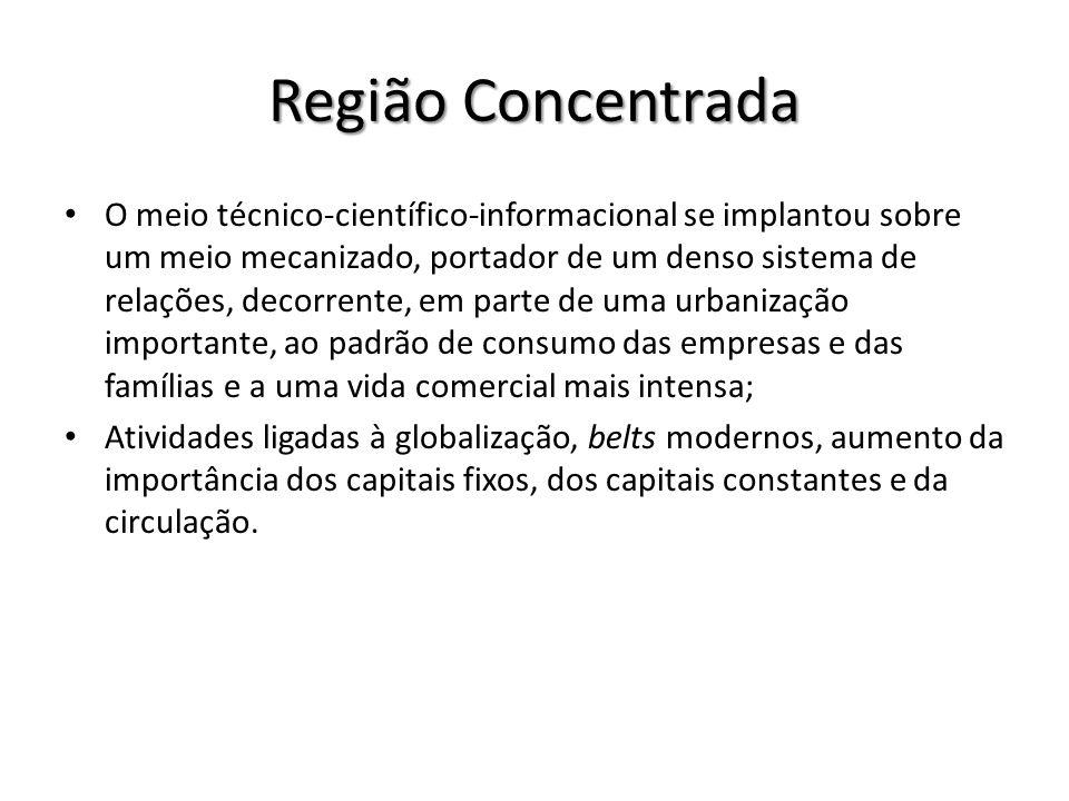 Região Concentrada
