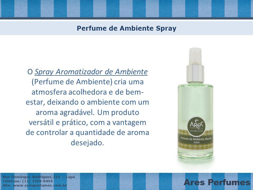 Perfume de Ambiente Spray