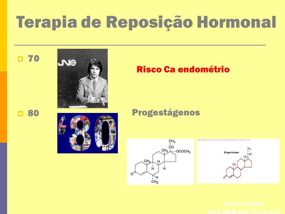Terapia de Reposição Hormonal