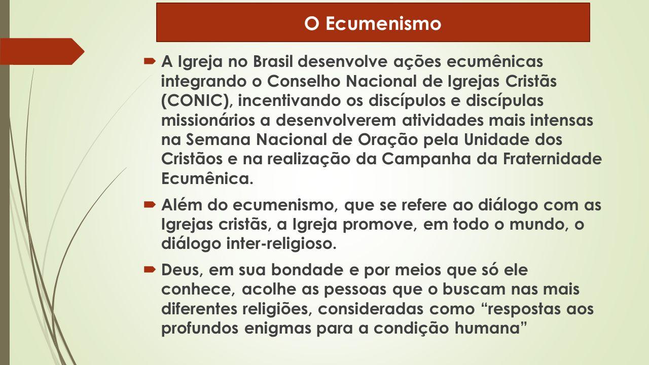 O Ecumenismo