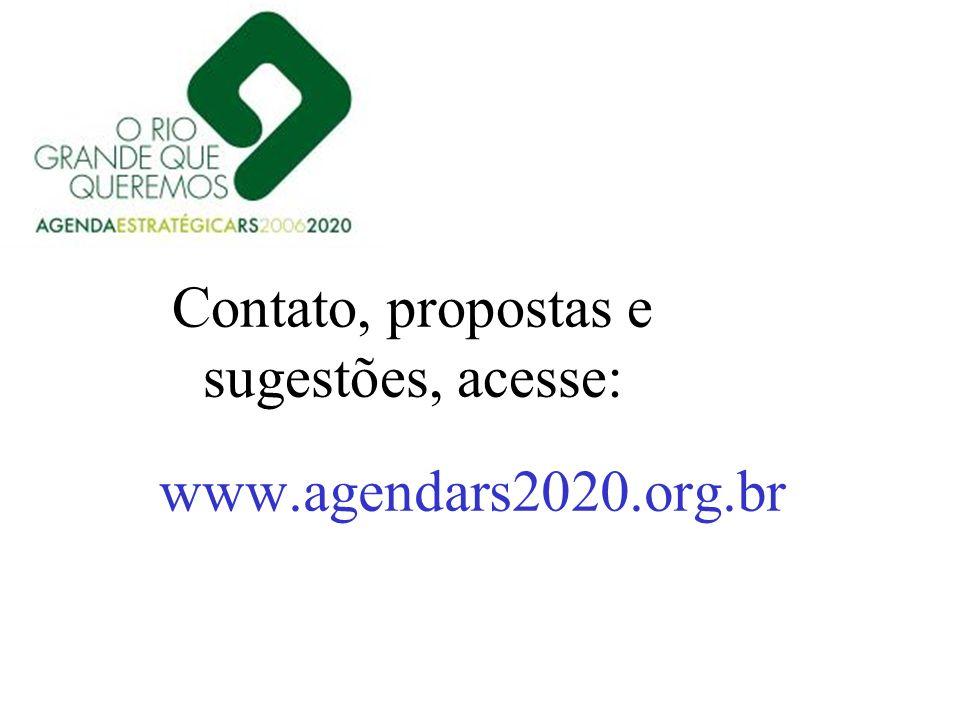 Contato, propostas e sugestões, acesse:
