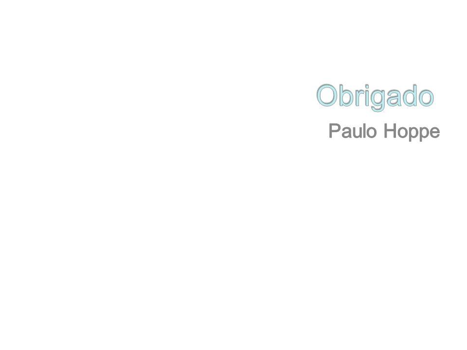 Obrigado Paulo Hoppe 13