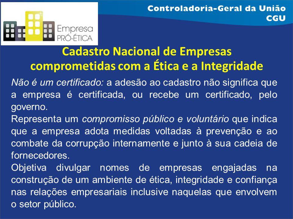 Cadastro Nacional de Empresas