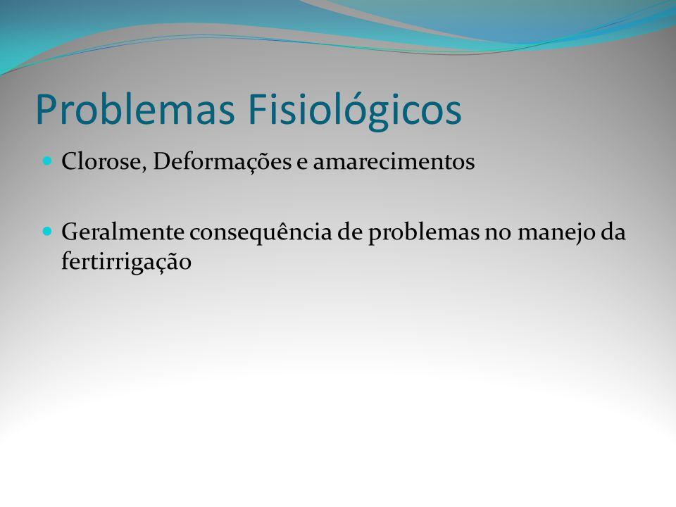 Problemas Fisiológicos