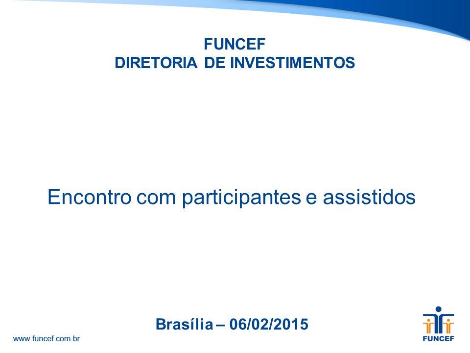 FUNCEF DIRETORIA DE INVESTIMENTOS