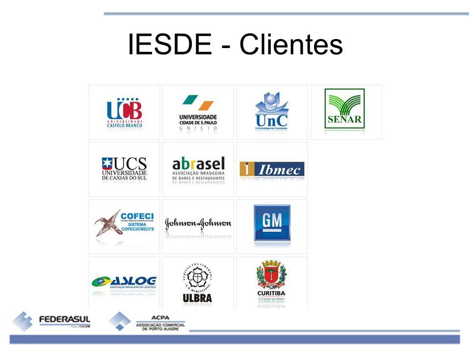 IESDE - Clientes