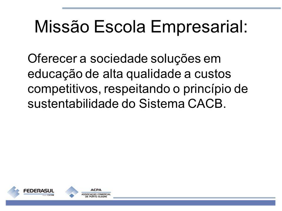 Missão Escola Empresarial: