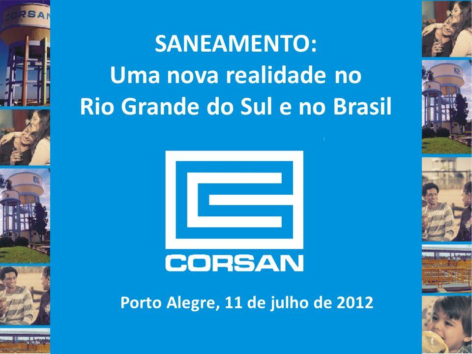 Rio Grande do Sul e no Brasil Porto Alegre, 11 de julho de 2012