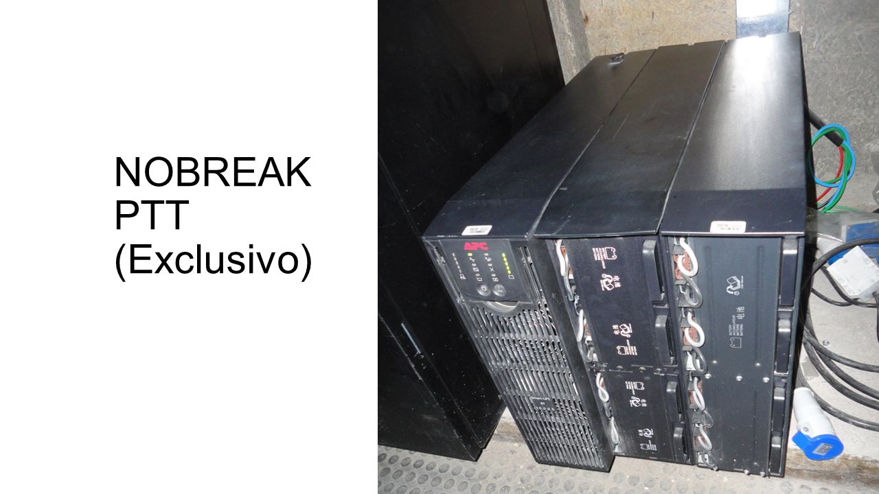 NOBREAK PTT (Exclusivo)