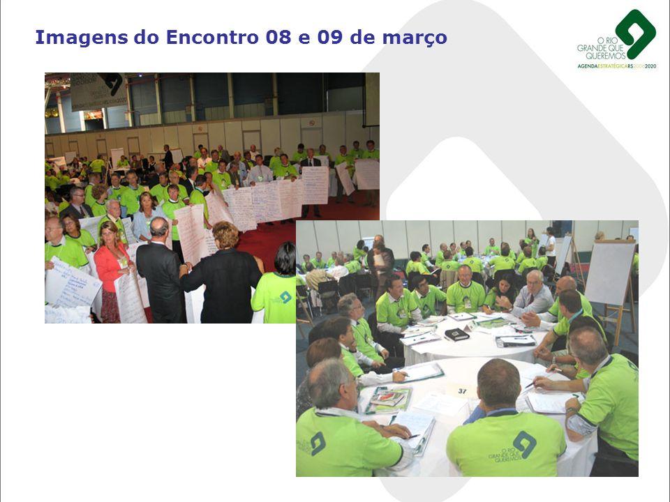Imagens do Encontro 08 e 09 de março