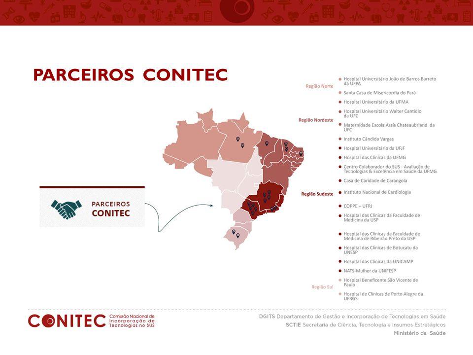 PARCEIROS CONITEC