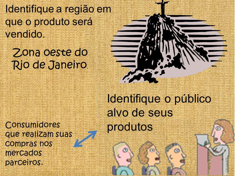 Identifique o público alvo de seus produtos