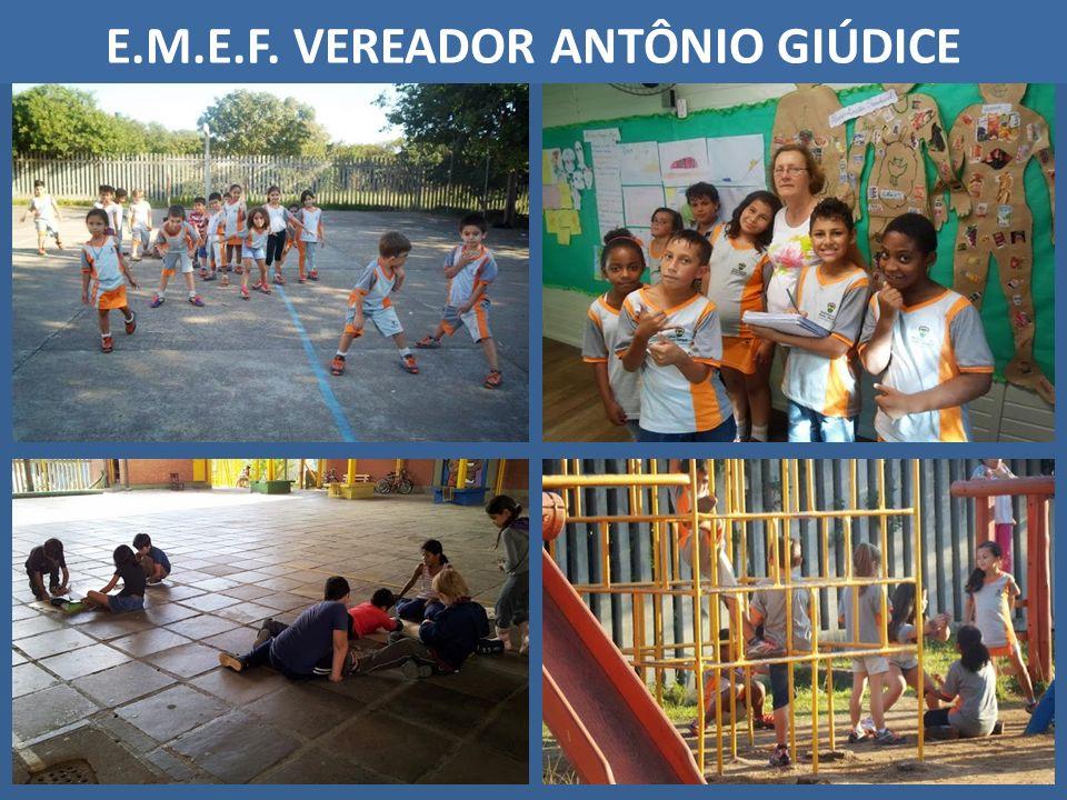 E.M.E.F. VEREADOR ANTÔNIO GIÚDICE