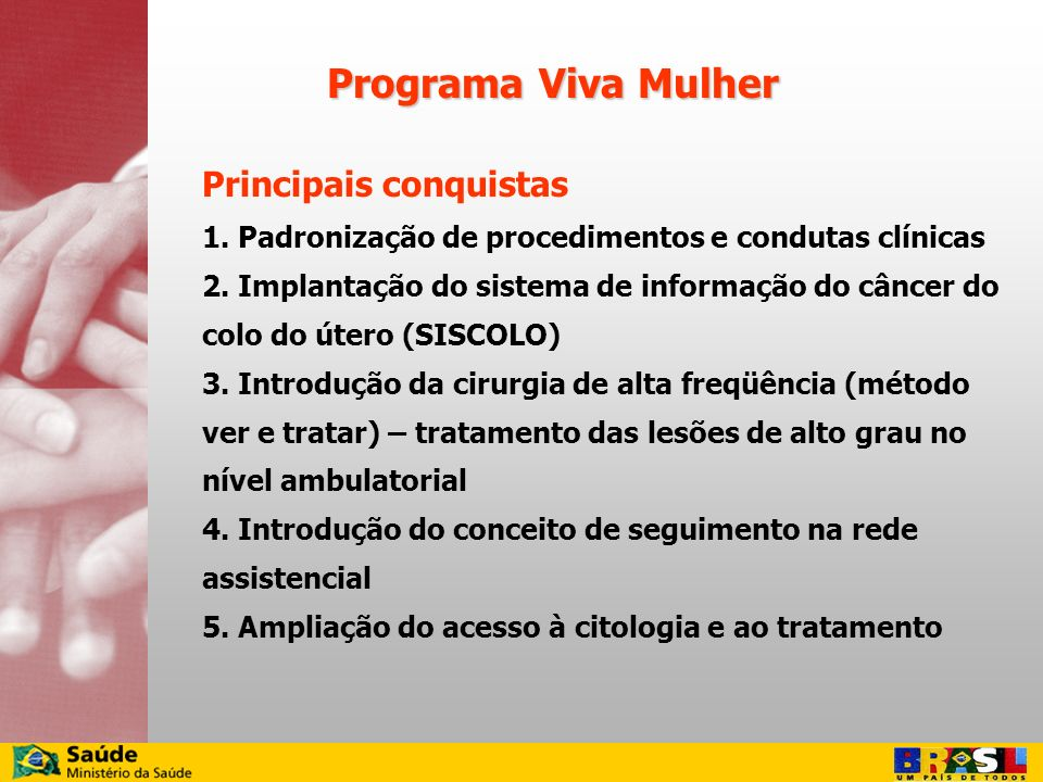 Programa Viva Mulher