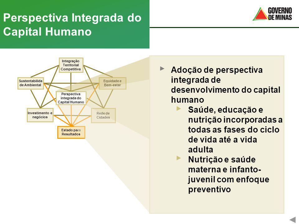 Perspectiva Integrada do Capital Humano