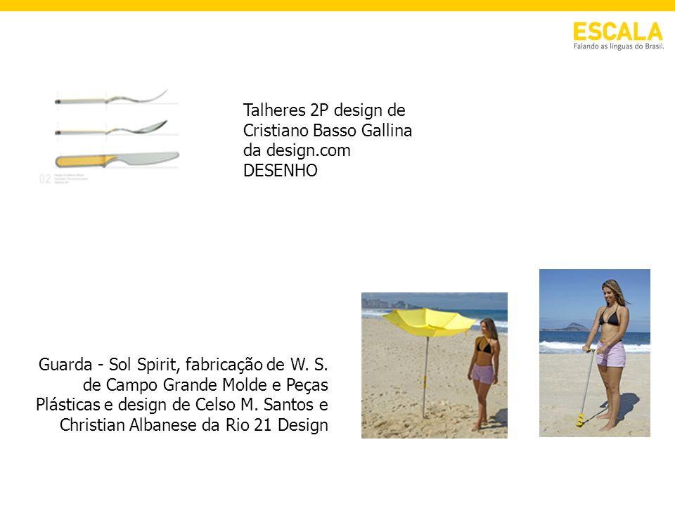 Talheres 2P design de Cristiano Basso Gallina da design.com DESENHO