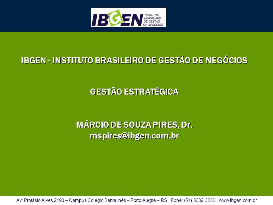IBGEN - INSTITUTO BRASILEIRO DE GESTÃO DE NEGÓCIOS