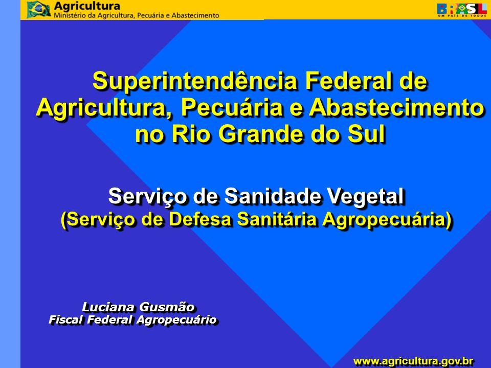 Serviço de Sanidade Vegetal (Serviço de Defesa Sanitária Agropecuária)