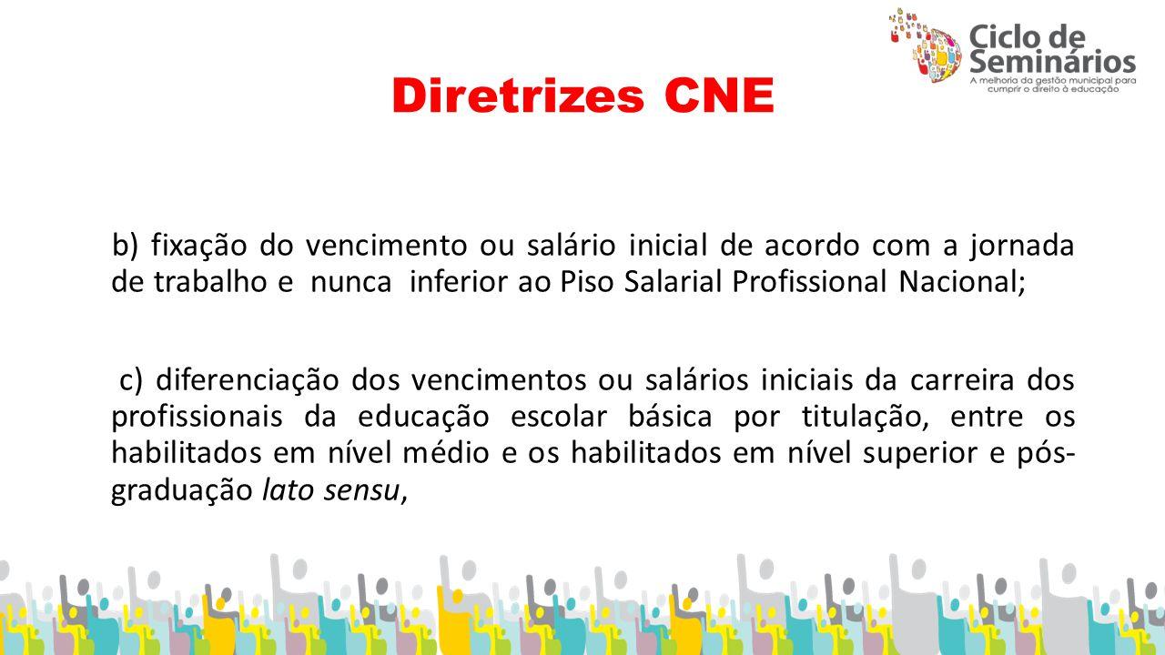 Diretrizes CNE