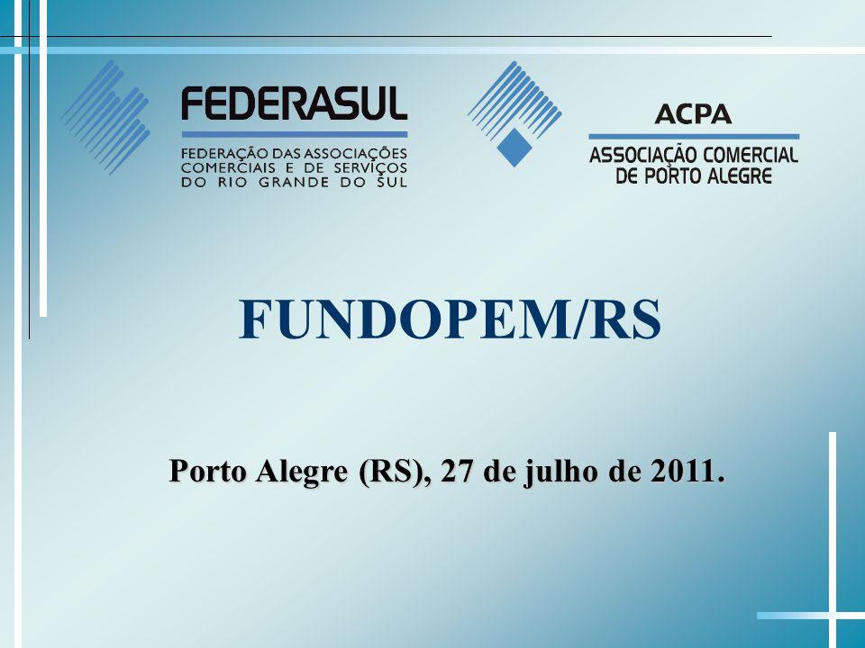 Porto Alegre (RS), 27 de julho de 2011.