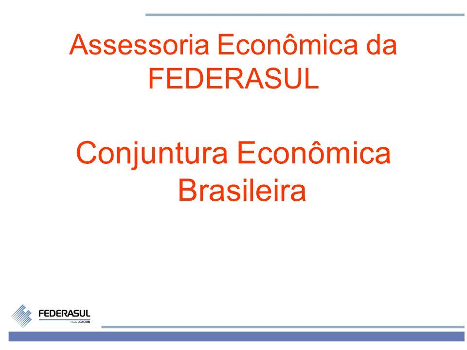Conjuntura Econômica Brasileira