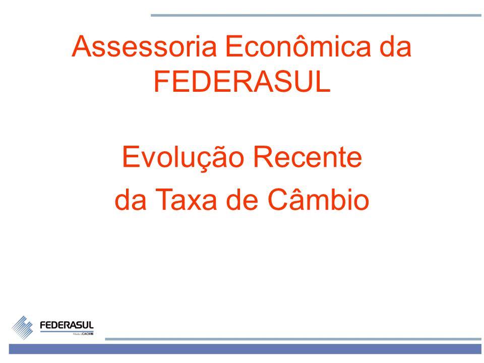 Assessoria Econômica da FEDERASUL